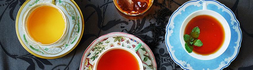 ぴったりの紅茶が見つかる紅茶ナビ